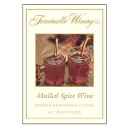 Mulled Spice Wine