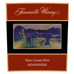 2013 Outer Coastal Plain Sangiovese