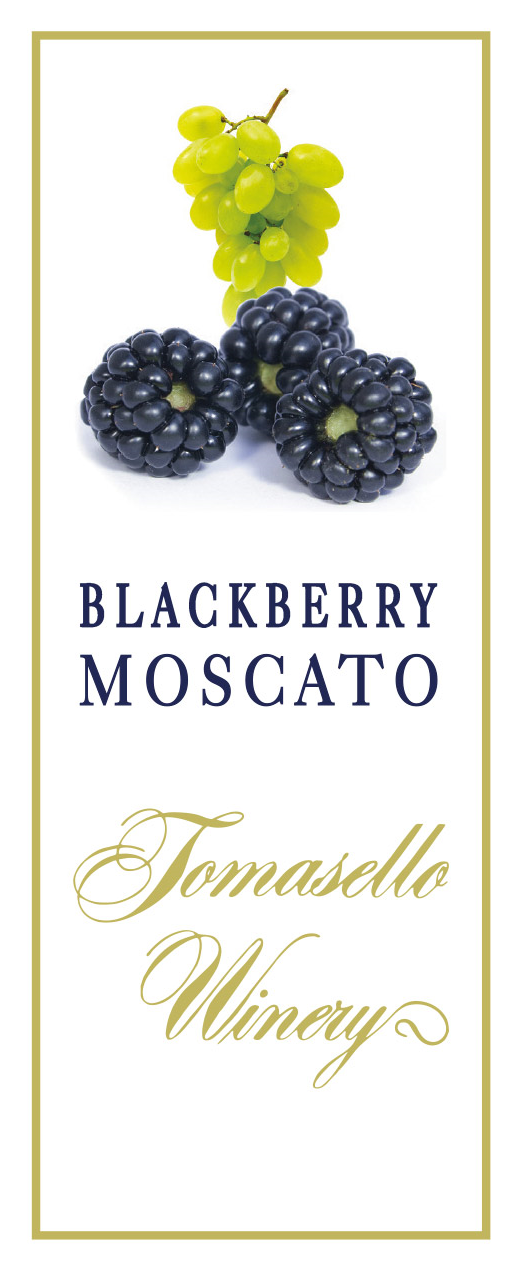 Blackberry Moscato Product Image