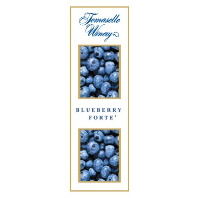 Blueberry Forté Product Image