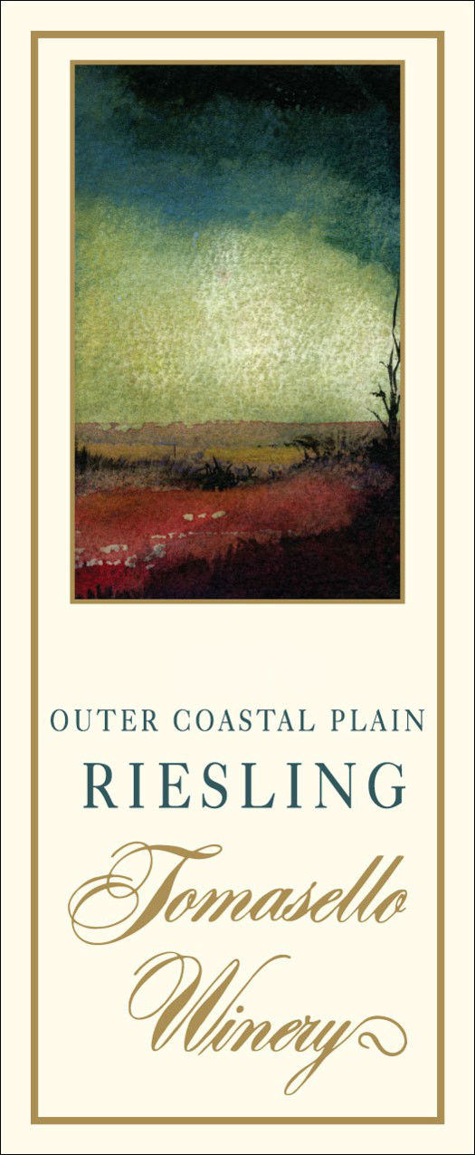 2017 Outer Coastal Plain Dry Riesling Product Image