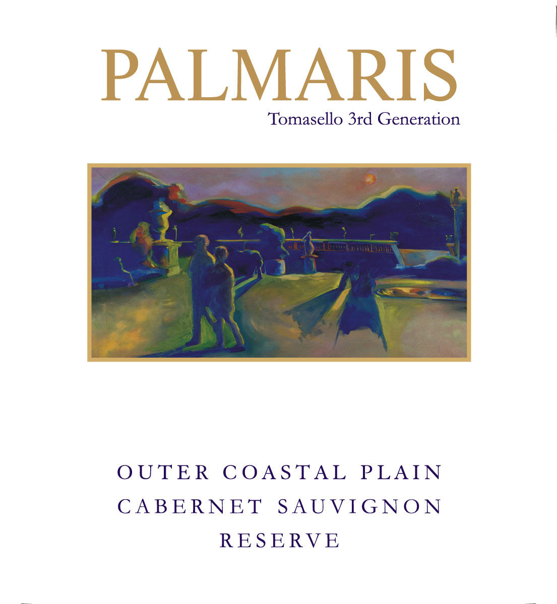 Product Image for Palmaris 2012 Outer Coastal Plain Cabernet Sauvignon Reserve