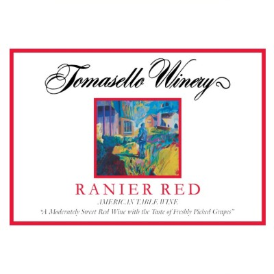 Product Image for American Ranier Red 750ml