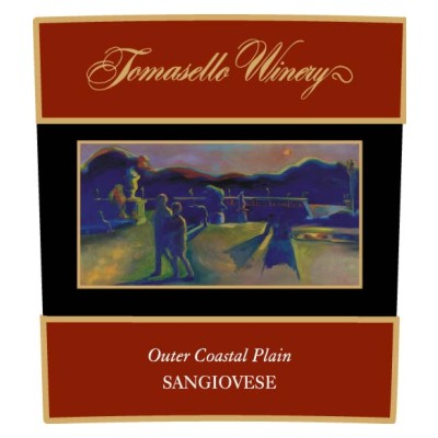 Product Image for 2017 Outer Coastal Plain Sangiovese