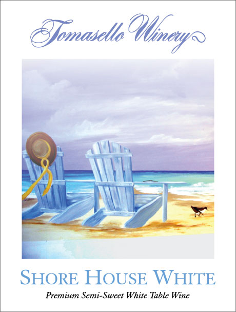 Shore House White Product Image