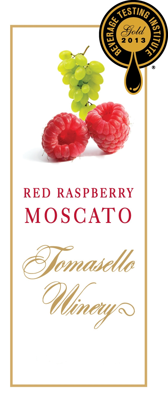 Red Raspberry Moscato Product Image